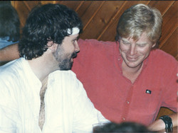 Tom and Steve Ihlenburg