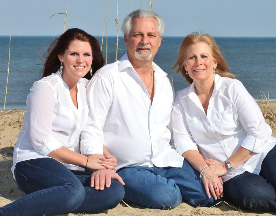 Kelsey, Lloyd, and Jackie Stone