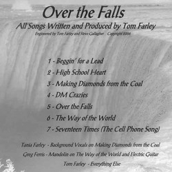 """Over the Falls Remastered"" Album"