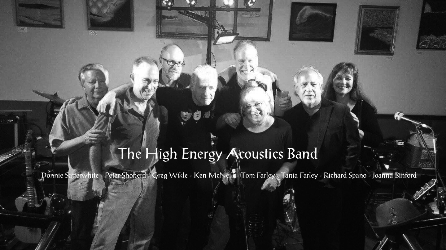 The High Energy Acoustics Band