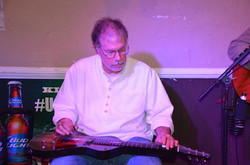 Tom - Lap Steel with Legacy - 021315