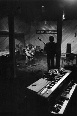 Tom and Tom Lavin at Live Oak (1981)