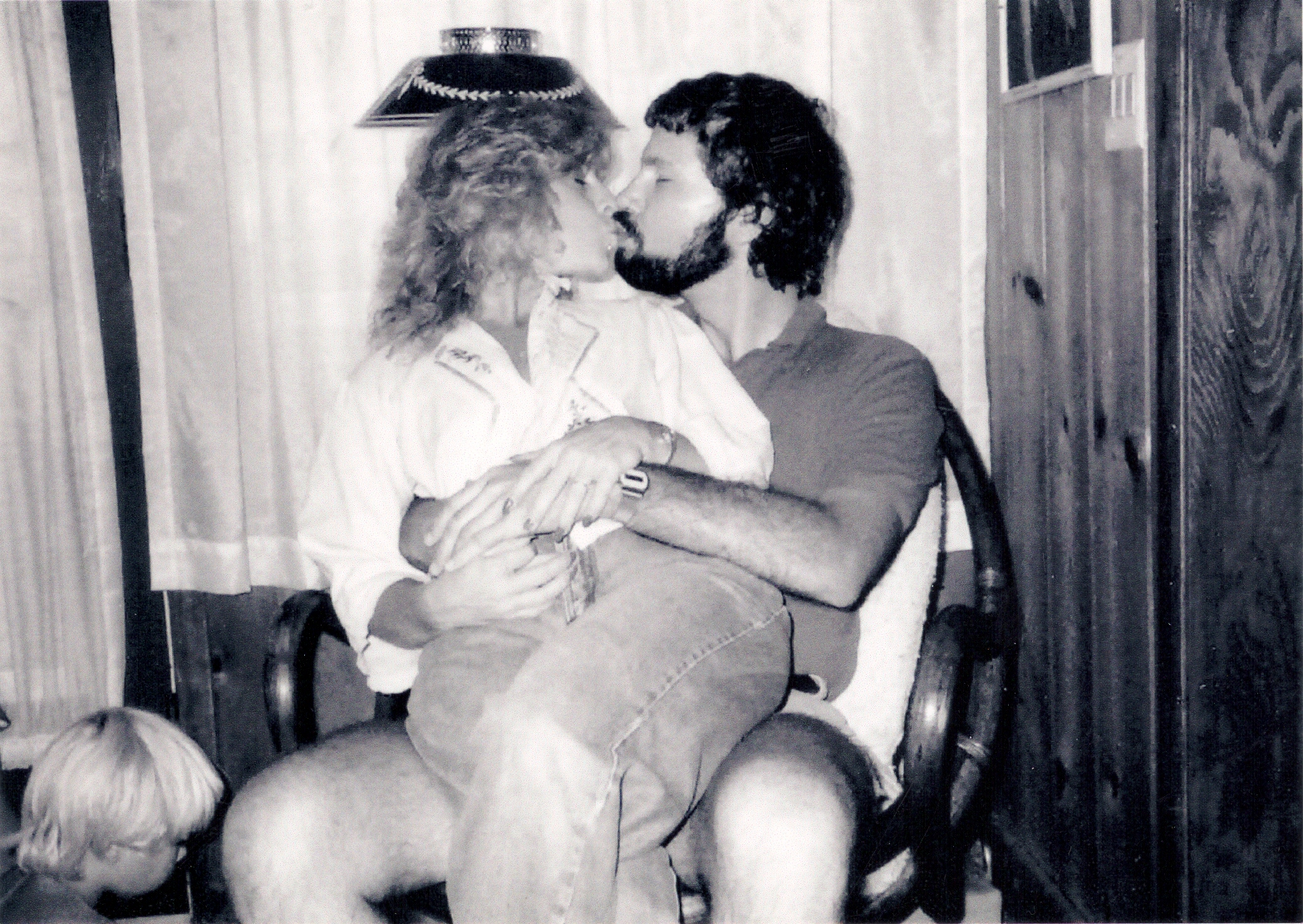 Tom and Tania - Early Days