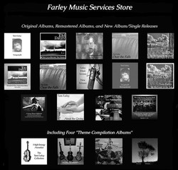 Tom Farley Music Catalog - 2017
