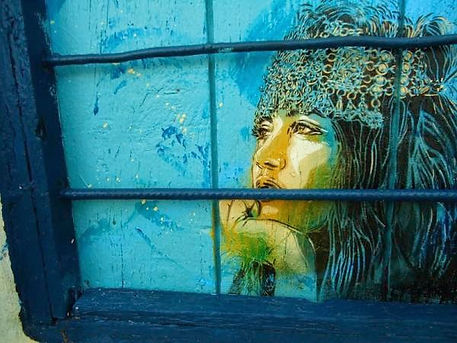 Christian Guemy Street art@fineartandyou