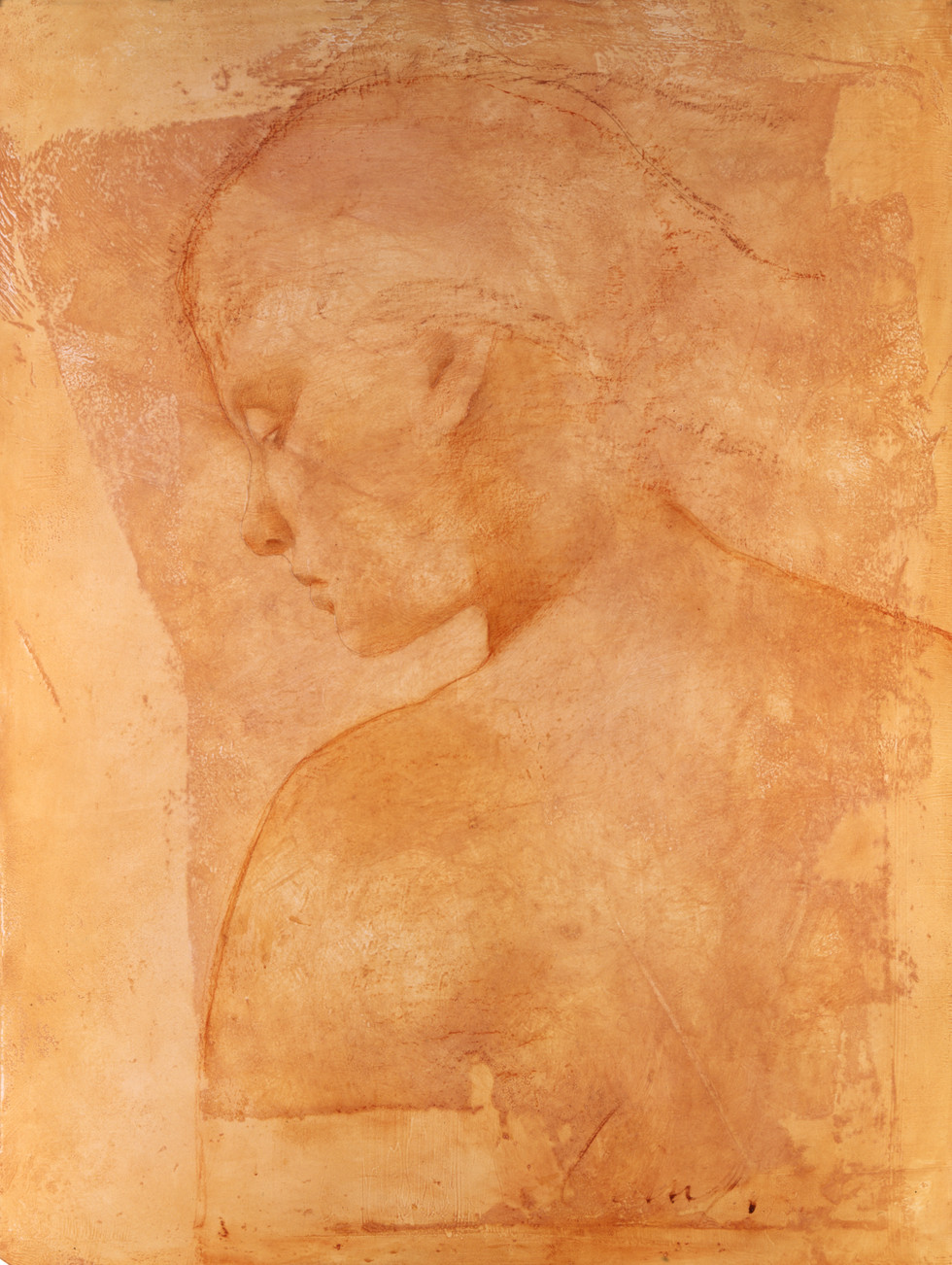 Retrato de Ana Iwanow (estudo)