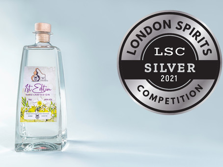 Durham Based WL Distillery Wins Silver At 2021 London Spirits Competition