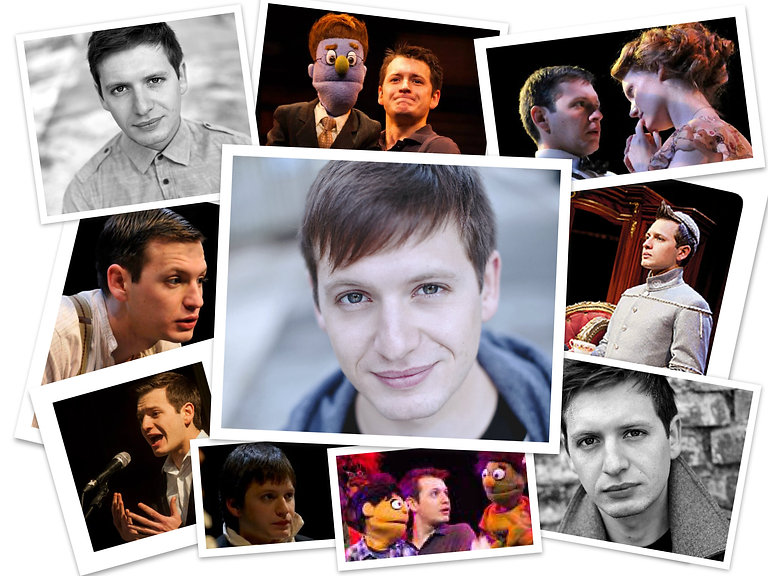 Sam Lupton Actor Voice Over Singer Wicked Avenue Q