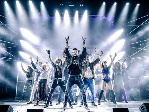 Rock Of Ages Musical Returns to Darlington