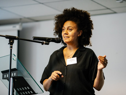 Child safeguarding expert becomes one of UK's youngest female black professors