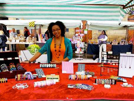 Take Part In The National Young Traders' Market Heat In Durham!