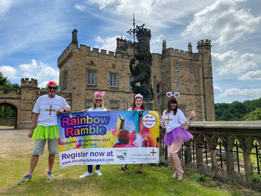 Charity Fun Run set to Raise Vital Funds with a Rainbow of Colour