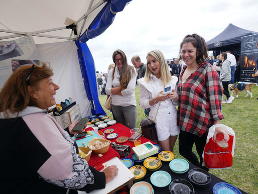 Food fans enjoy a weekend full of flavour in Seaham