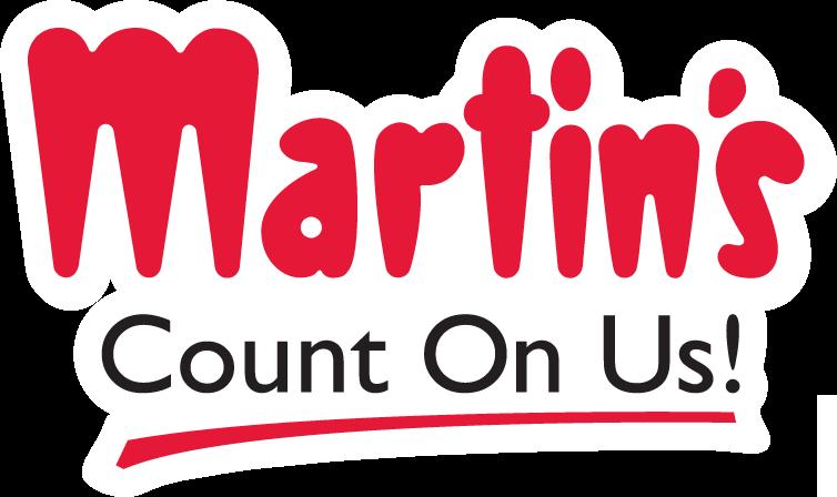 Martins logo process outlines no shadow.