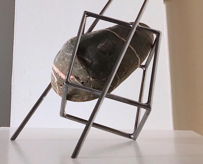 River.Cobble_steel&stonesculpture.spence