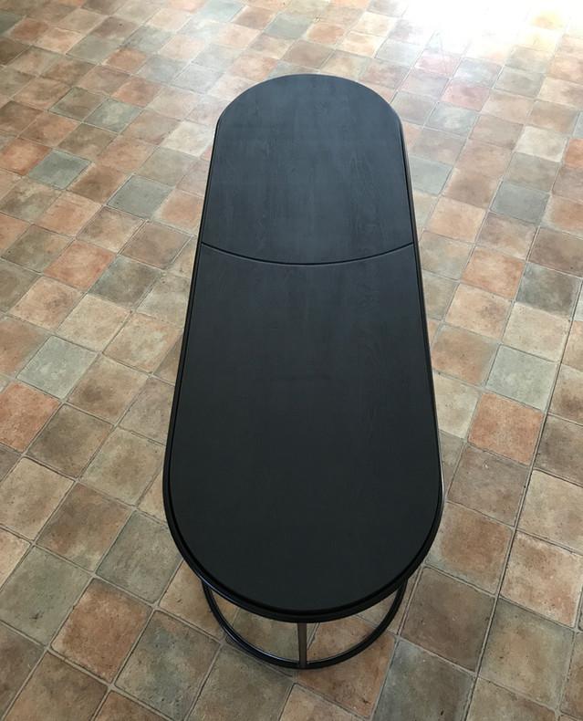 Black pill.sculpturalbench2018_spencerje