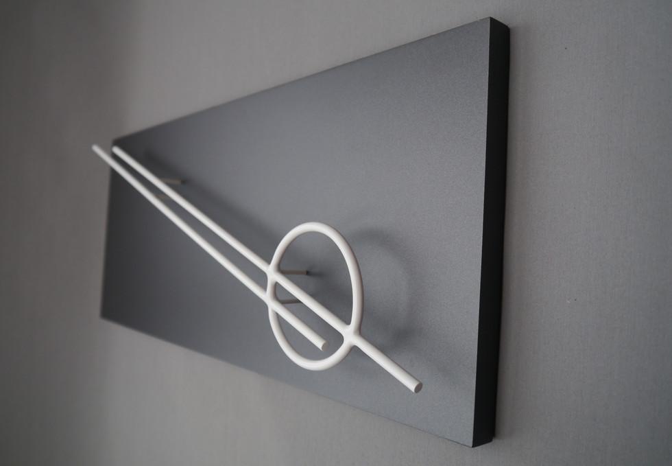 Pierced Twice-Wall Sculpture.SpencerJenk