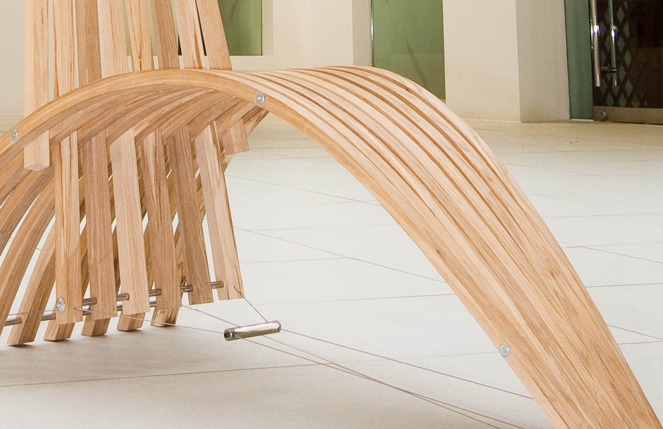 Bow _ Steamed Ash Chair Spencer Jenkins