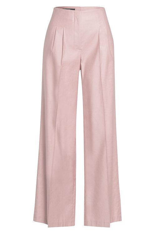 MARC AUREL - Pantalon à plis sur le devant