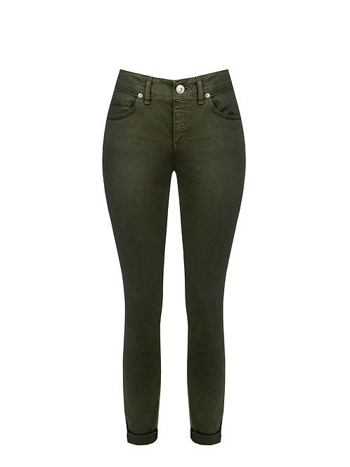 RINASCIMENTO - Pantalon skinny en coton