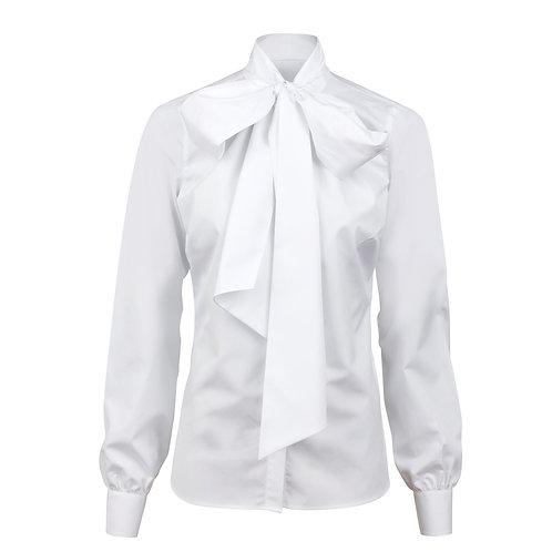 STENSTROMS - Chemise blanche avec col en arc