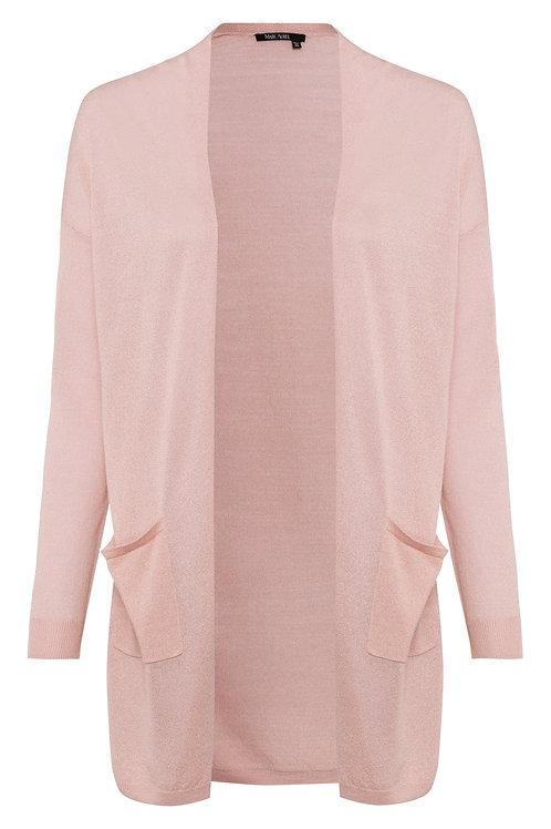 MARC AUREL - Veste tricotée à l'éclat élégant