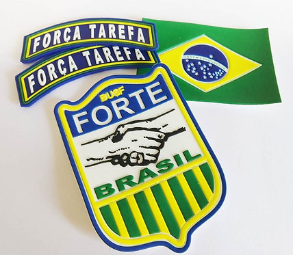 (R) - KIT TÚNICA SOCIAL DE FORÇA TAREFA