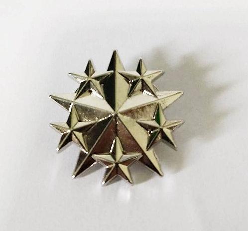 Estrela de Comando Prateada