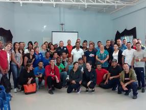 BUSF-CPLP Realiza mais um Curso de Capacitação para Porteiros com Noções de Primeiros Socorros e Pre