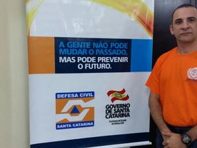 Subdelegado da BUSF-CPLP da Cidade de Balneário Camboriú Participa do II Seminário Regional de Prote