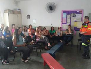 Subdelegado da Cidade de São Bernardo do Campo Promove Atividades para Expansão da BUSF na Baixada S