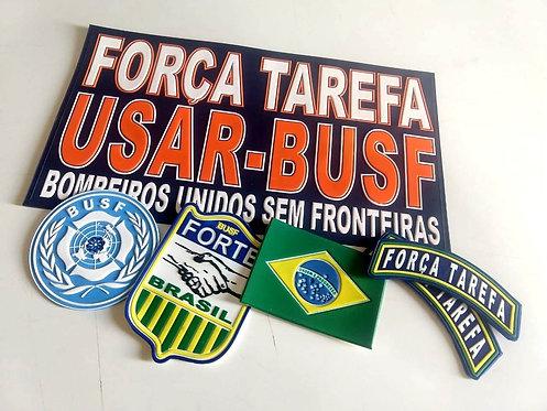 (R) - KIT GANDOLA DE FORÇA TAREFA (Básico)