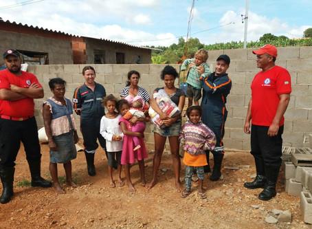 O Subdelegado da BUSF-CPLP Aguinaldo Carlos Lopes da Cidade de Conceição do Mato Dentro Minas Gerais