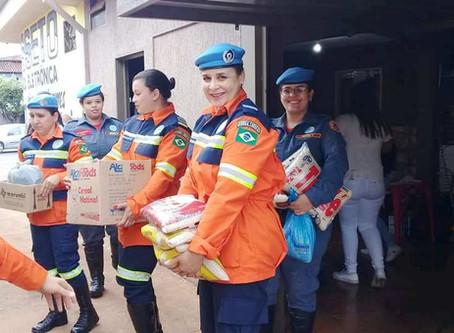Subdelegacia de Sales Oliveira da BUSF Promove Campanha Solidária