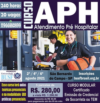 Atendimento Pré Hospitalar