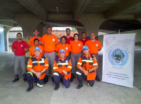 Delegacia de Resende Prepara sua Unidade de Força Tarefa Para Emergências
