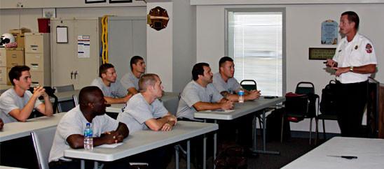 UNIBUSF Promove Primeiro Curso de Instrutor de Bombeiros Civis da BUSF-CPLP no Brasil.