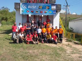 BUSF-CPLP em Parceria com a SP Bombeiros Promovem Curso de Resgate em Áreas Urbanas em Locais de Dif