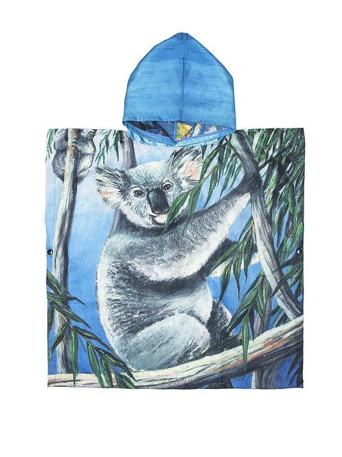 Koala Kids Poncho