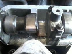 T4 Custom Mark Nockenwelle Schaden