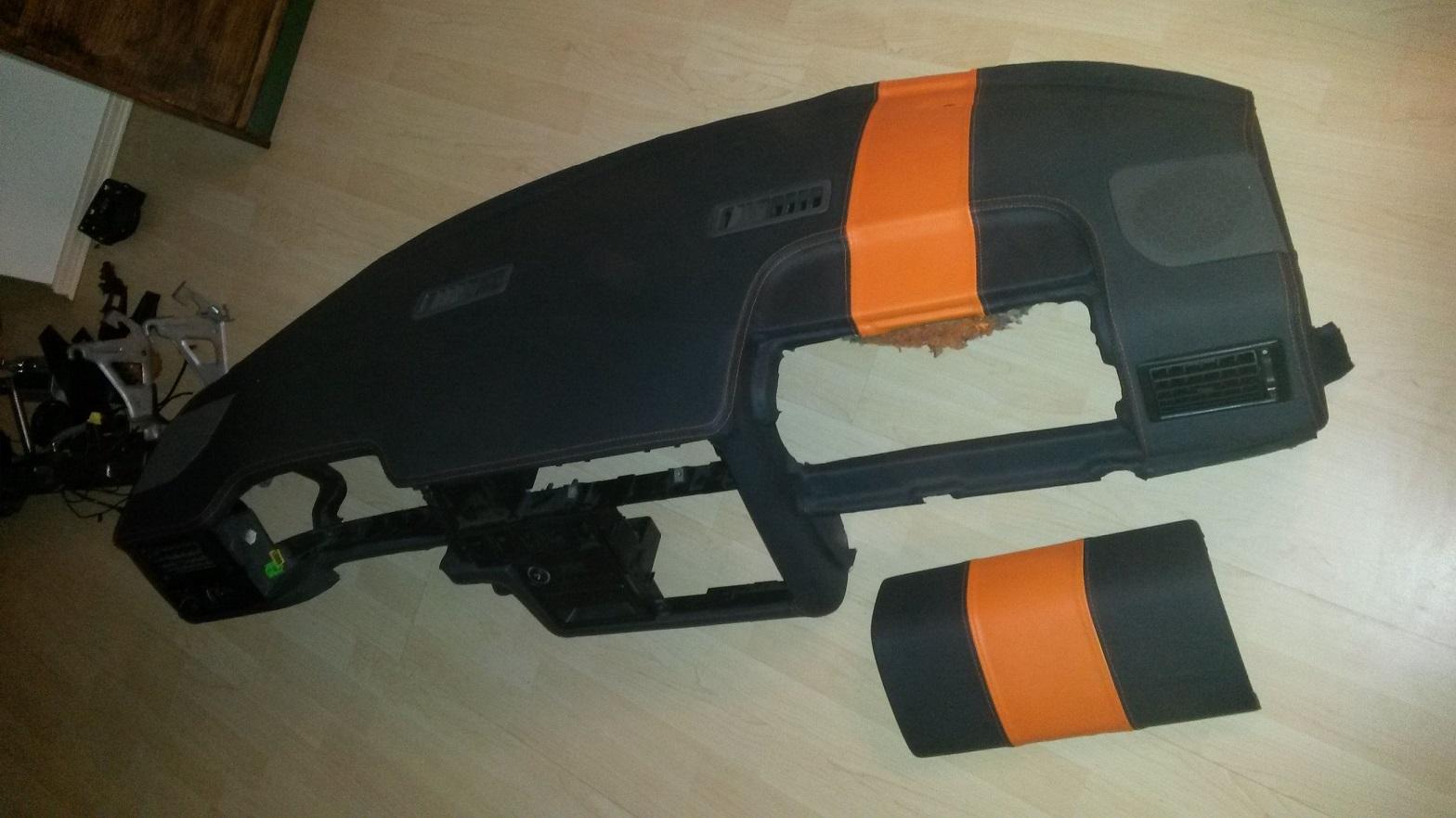 160905 Armaturenbrett Gulf T4-Custom