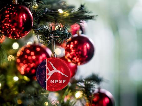 En riktig god jul og godt nyttår til alle sammen!