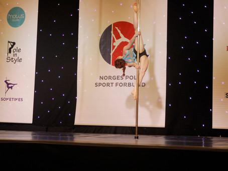 Norges Pole Sport Forbund Plan 2018/19
