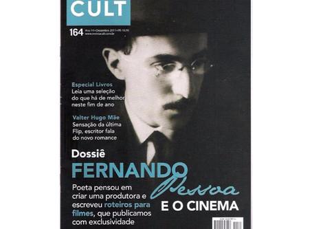 """POEMAS DE JOSÉ OSTERNO NA REVISTA """"CULT"""""""