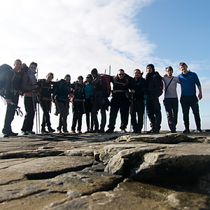 Coaching Trek, Burren Way