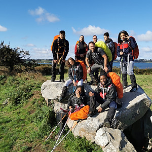 Coaching Trek, Northern Breizh Way