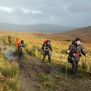 Coaching Trek, The Western Way