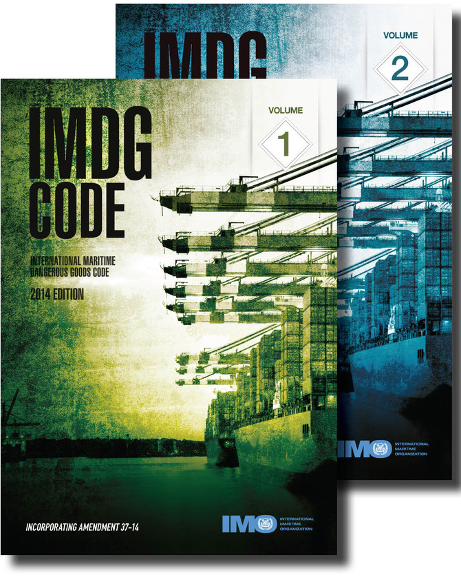 Upcoming Changes to the IMDG Code Amendment 37-14