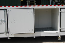 1 Pallet Refrigerated Compartment
