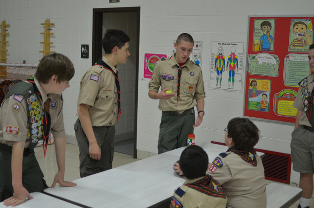 Boy Scout Troop   St Charles Il  Faq